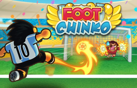 Foot Chinko #hry
