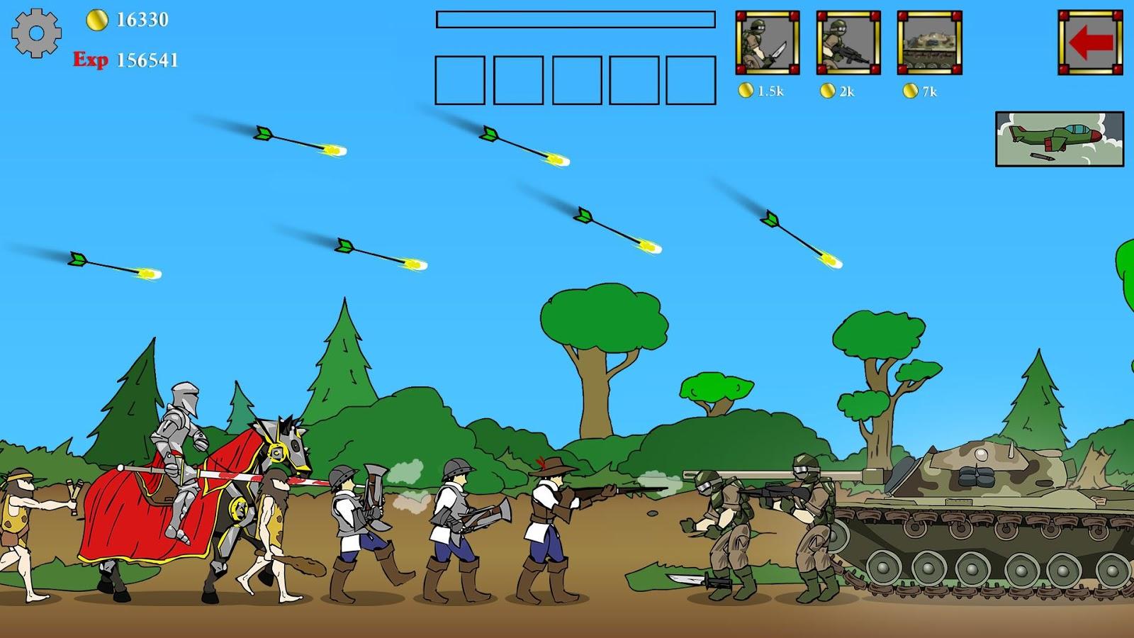 Obr�zek hry Age of War