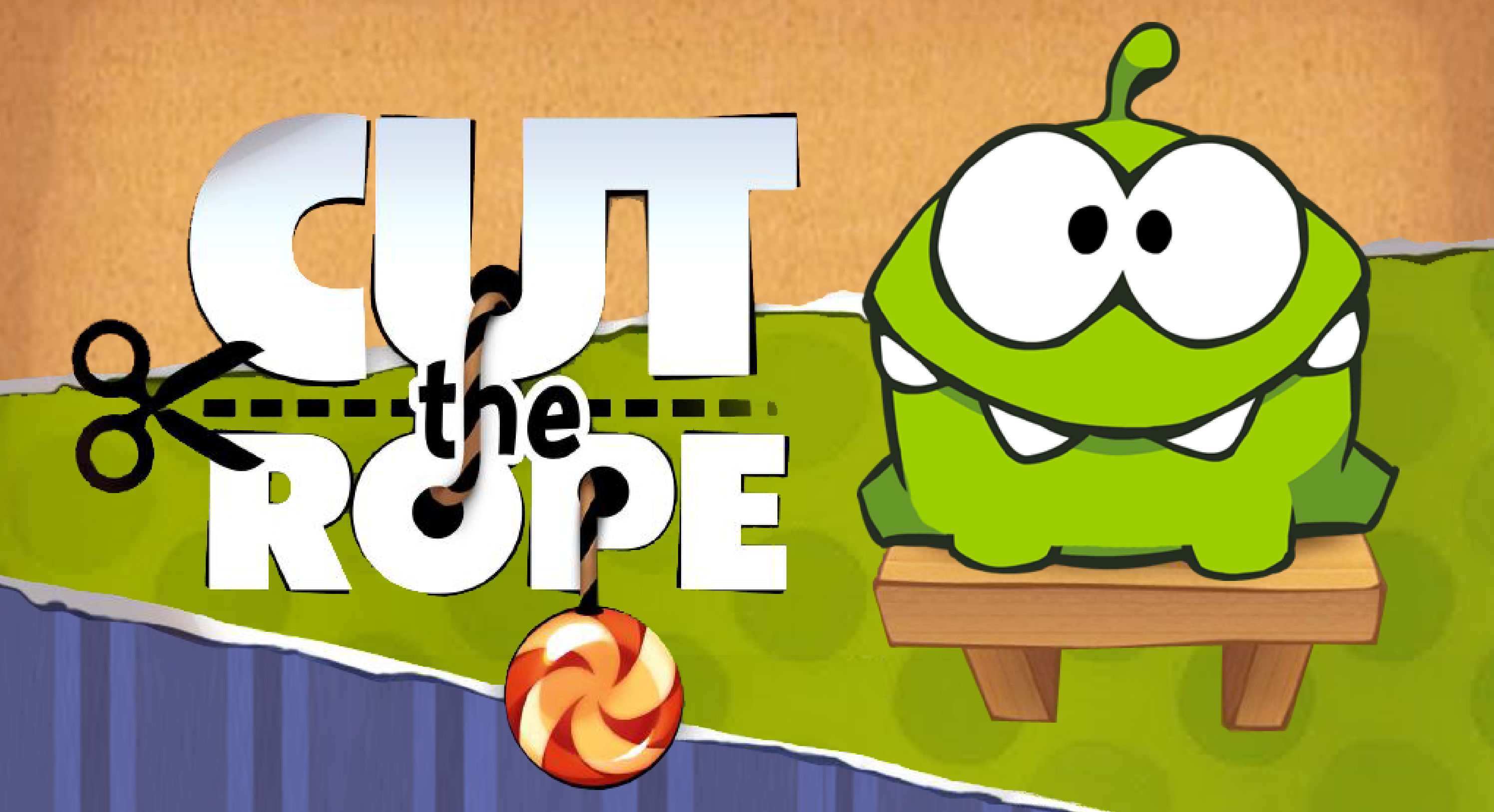 Cut the Rope #hry